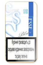 Esse Blue Super Slims 100`s Cigarette Pack