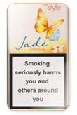 Style Jade Super Slims Arome Cigarettes pack