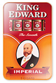 King Edward Imperial Cigars Cigarettes pack