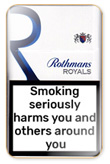 Rothmans Royals KS Blue Cigarettes pack