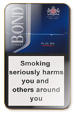 Bond Street Smart Blue 6 Cigarettes pack