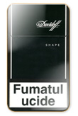 Davidoff Shape Black Cigarettes pack