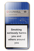 Dunhill Dark Blue (Master Blend) Cigarettes pack