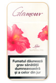 Glamour Super Slims Lilac 100