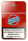 Magna Red Cigarettes pack