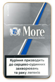 More Super Lights (Subtle Silver) Cigarettes pack