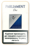 Parliament ONE Cigarettes pack