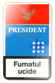 President Special Stars Cigarettes pack