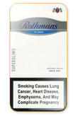 Rothmans Super Slims Silver