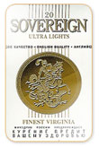Sovereign Ultra Lights Cigarettes pack