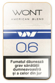 Wont 0.6 Cigarettes pack