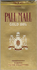 PALL MALL GOLD SOFT 100