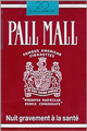 PALL MALL RED SOFT KING